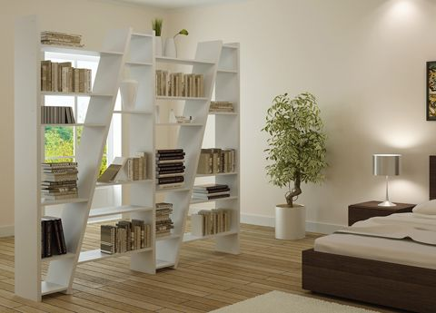 Delta Contemporary Bookcase