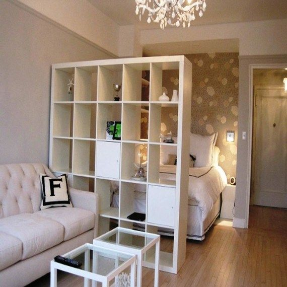 Living Room Studio Apartment Dividers Ikea Decoomo