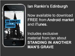 Ian Rankin's guide to Edinburgh - master of Edinburgh's contrasts - hear Ian Rankin narrate a tour of Edinburgh. #EdinHour