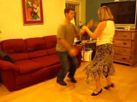 Cajun Jitterbug--These two can dance some jitterbug....!!!!!!