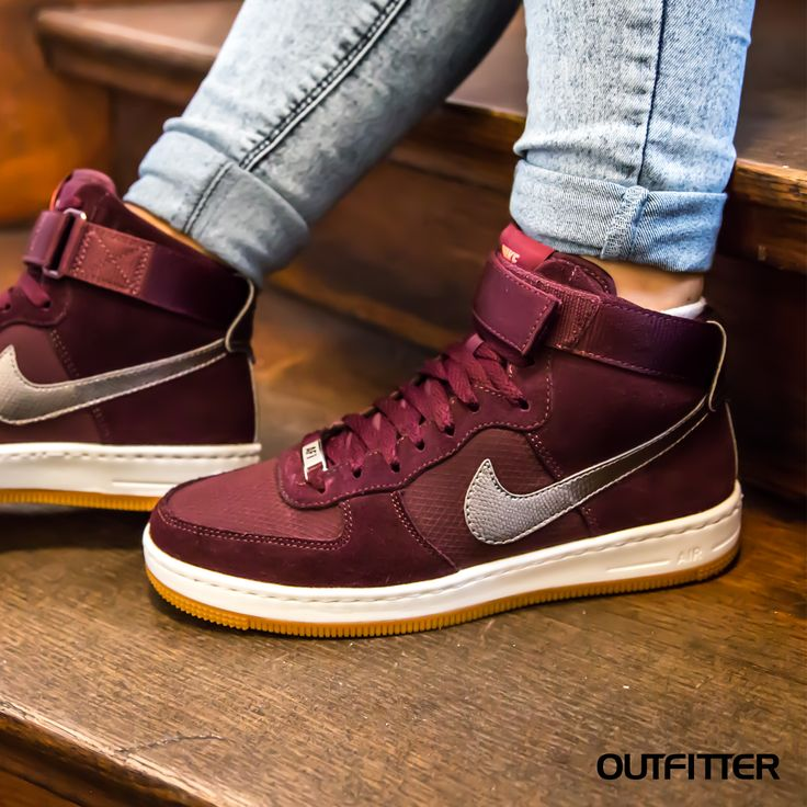#Nike Air Force 1 Ultra Force Mid #Sneaker