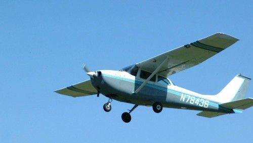 Learn to fly a PLANE