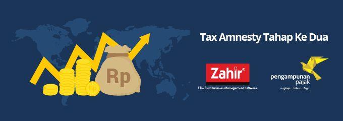 Tax Amnesty Tahap ke-2