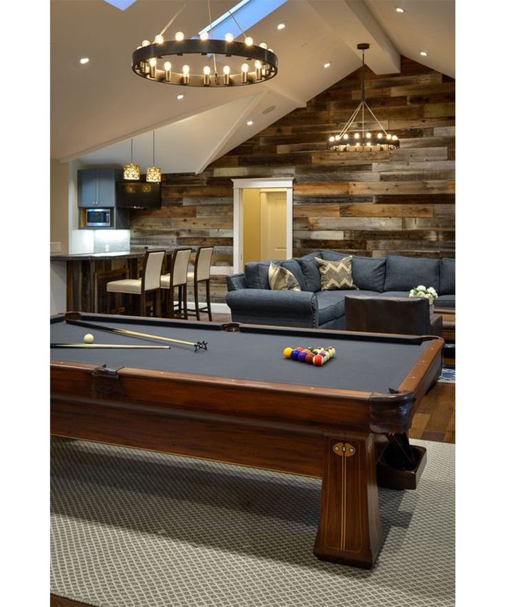 Recreation Room Design Ideas: 866 Best Images About Game Rooms On Pinterest