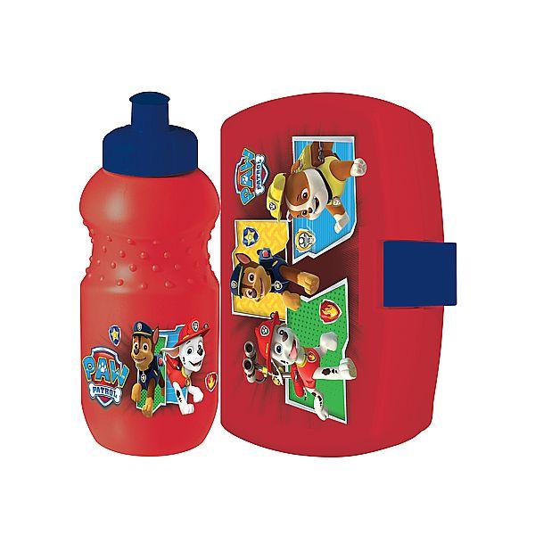 Paw Patrol Astro Bottle & Lbox Set