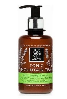 Apivita Tonic Mountain Tea Moisturizing Body Milk Γαλάκτωμα Σώματος 200ml. Μάθετε περισσότερα ΕΔΩ: https://www.pharm24.gr/index.php?main_page=product_info&products_id=11920