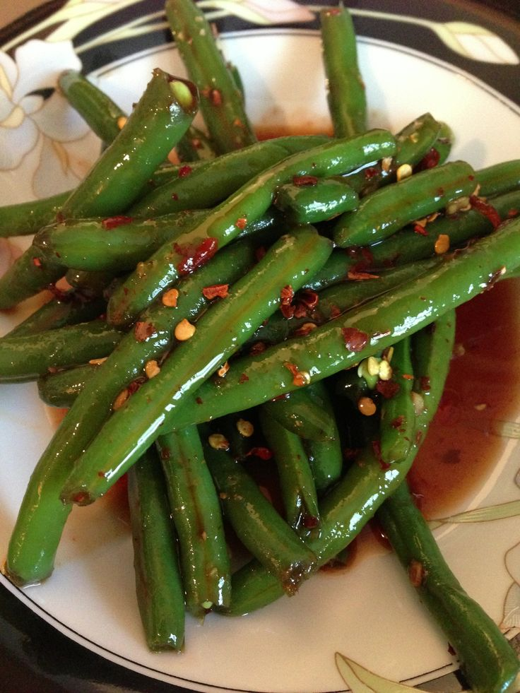 Asian Green Bean Salad 111