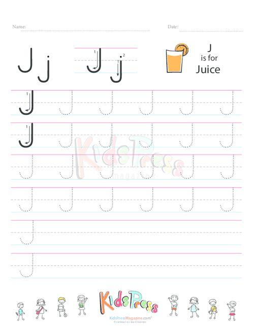 Number Names Worksheets : a-z worksheets for kindergarten A-z ...