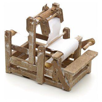 Telaio in legno presepe napoletano   vendita online su HOLYART