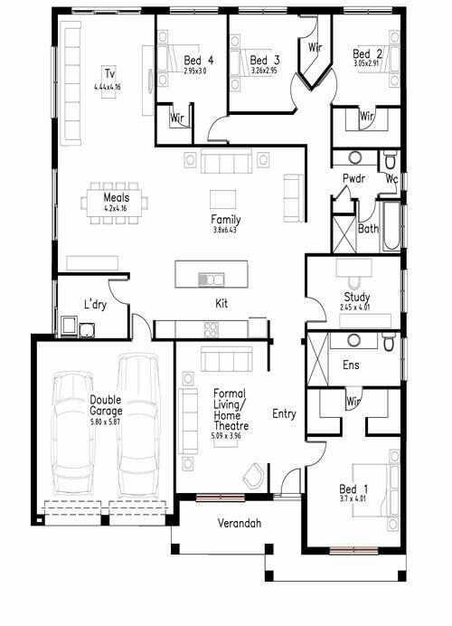 24 Best Building A Dream Images On Pinterest Floor Plans