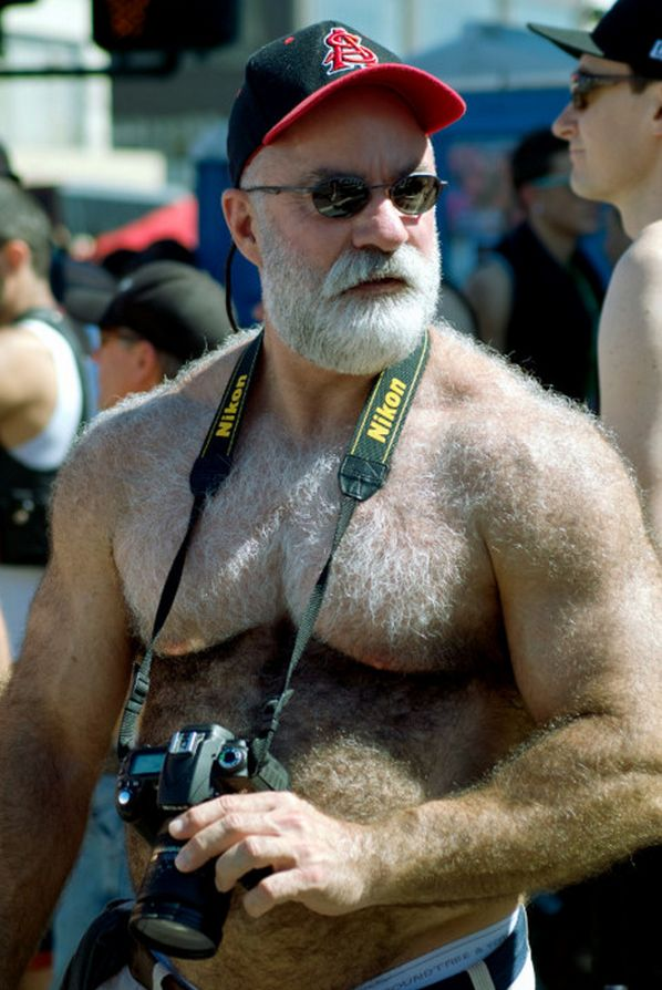from Aaden hairy gay older polar bears