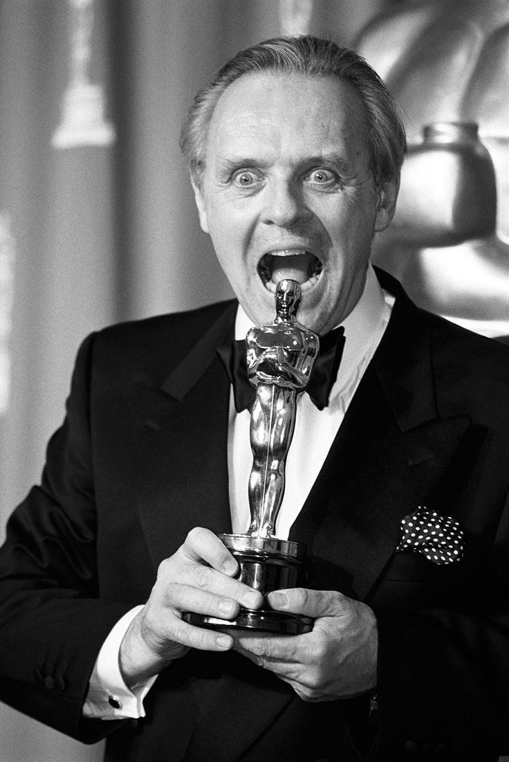 16 best images about 64th Academy Awards on Pinterest ... Anthony Hopkins