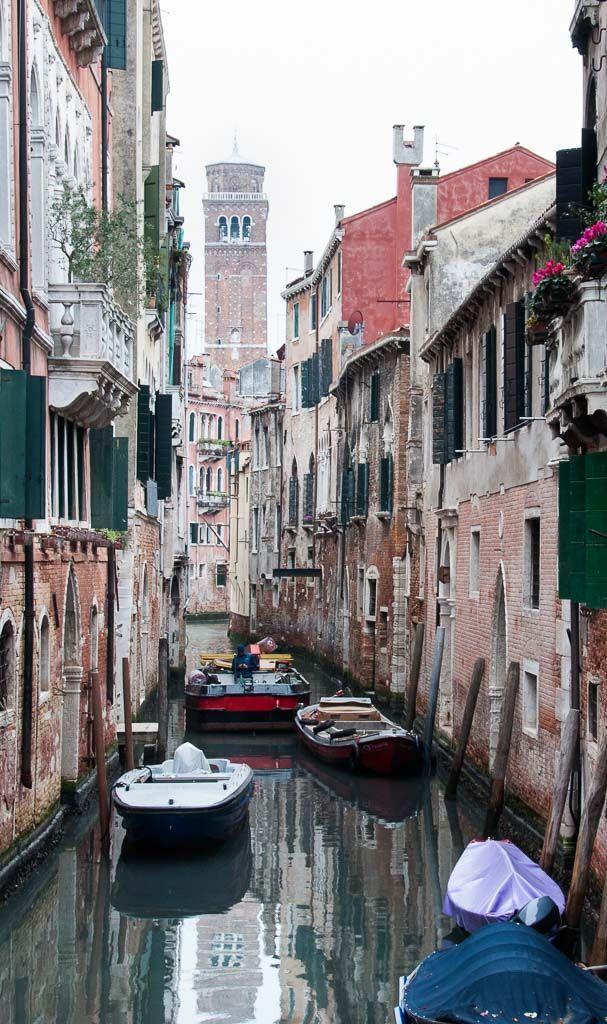 Verlaufen in Venedig? Das Beste, das Dir passieren kann! (Blogpost)