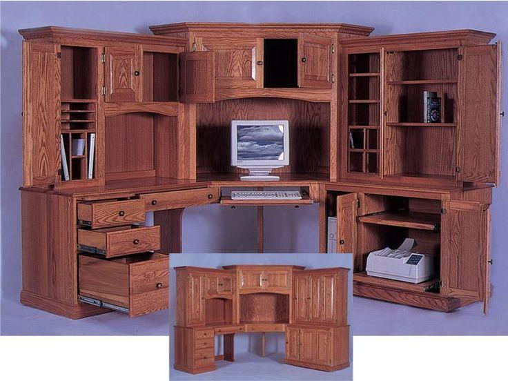 Corner Computer Desk With Hutch Jpg 800 215 600