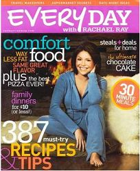 FREE Every Day with Rachel Ray Magazine Subscription on http://hunt4freebies.com