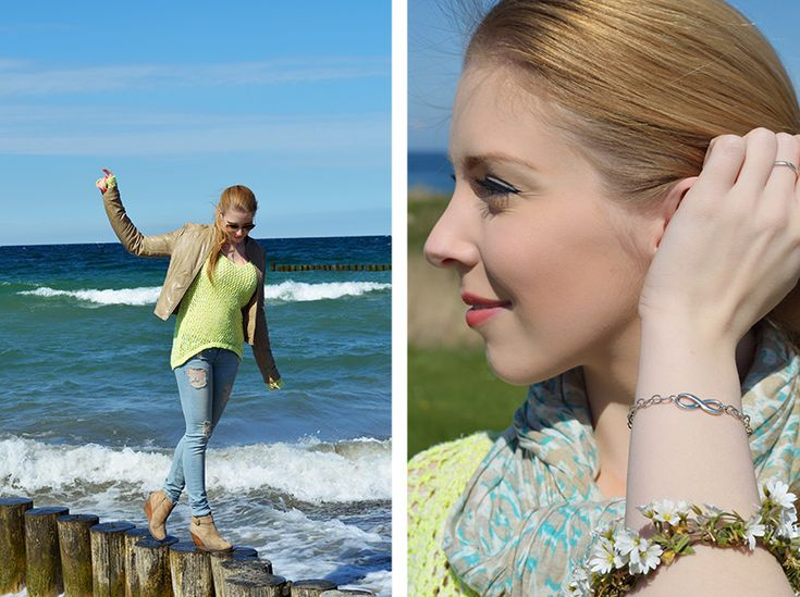 Ein Tag am Meer - Outfit http://www.belle-melange.com/at-the-sea/
