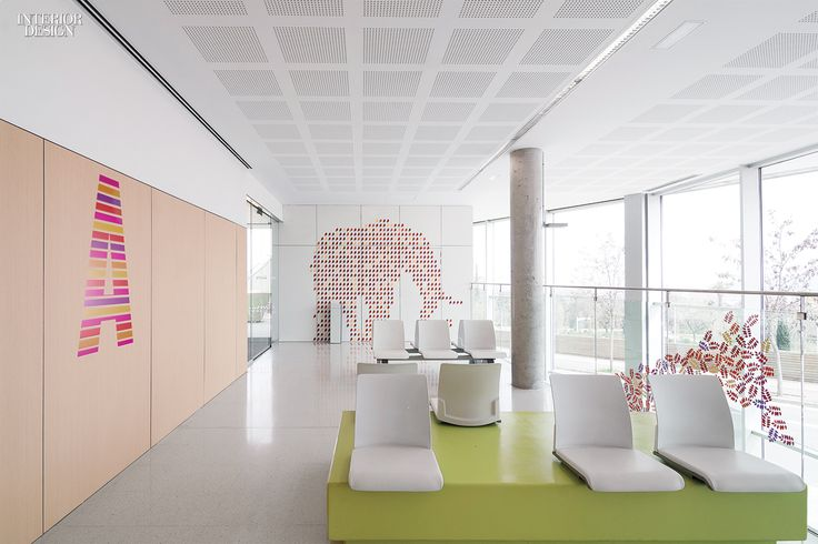 Healthcare Saint John of God Hospital Healthcare Design , Barcelona, Spain. #healthcare, #children