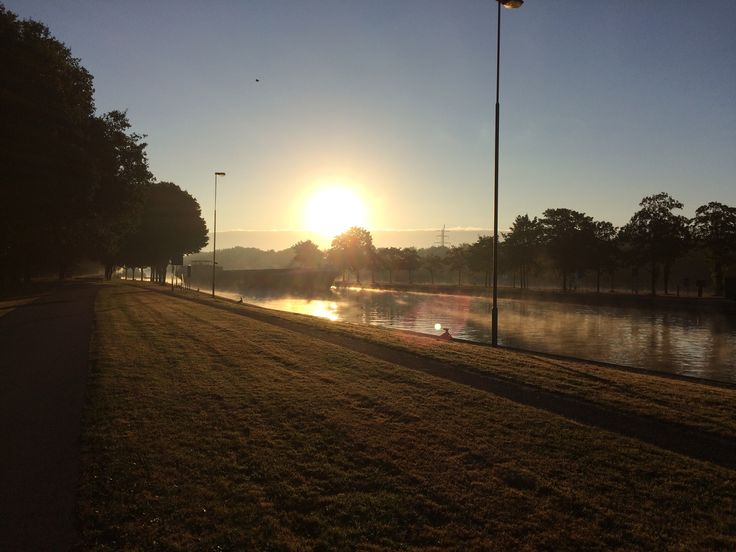Septembermorning Eefde Twentekanaal