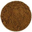 Chinees vijfkruidenpoeder --- 100% pure specerijen: steranijs, kruidnagel, venkel, kaneel, peper.  Varkensvlees tot koekjes, wokgerechten, grillen. Zeer krachtig kruidenmengsel. Gebruik  minder dan je van andere kruidenmixen zou gebruiken. --- Recepten Chinese paddenstoelensoep