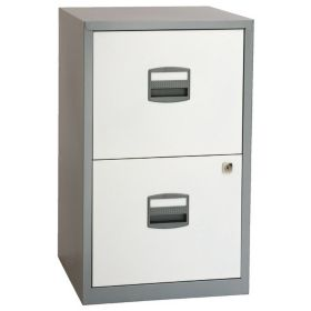 These A4 filing units slip easily under most desks or can be left free standing.The drawers run smoothly and all have lockable drawers to keep your documentation stored safely away.