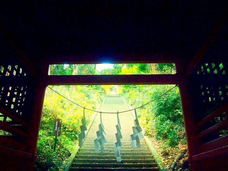 Ohira-san Shrine in Tochigi