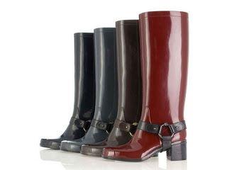 Gummistiefel mit Absatz: Rain Boots from Ballin