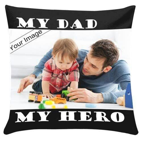 #Get this #cushion with the image of your choice on it or gift this to your loved one! Personalised Photo Cushion @ http://goo.gl/G7Jw69