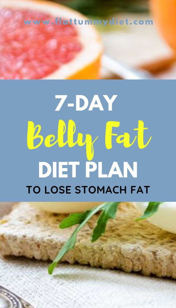 how to plan a fat burning diet