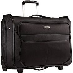 Samsonite LIFTwo Carry On Wheeled Garment Bag - Black with FREE Shipping & Returns. Introducing a lightweight suitcase that lasts. Samsonite's lightest