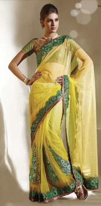 Need a reason to own a sari....