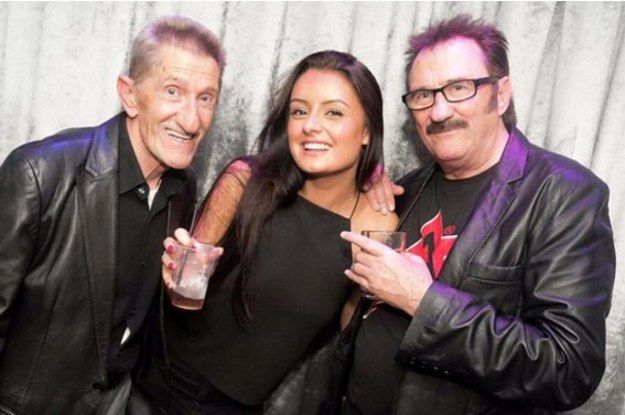 Please Enjoy This Optical Illusion Of A Massive Penis In A Cup, Featuring The Chuckle Brothers