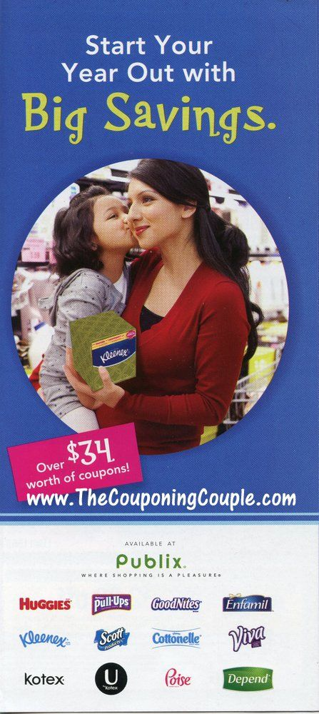 Publix Coupon Flyer Start Your Year Out with Big Savings  - http://www.thecouponingcouple.com/publix-coupon-flyer-start-your-year-out-with-big-savings/    What Coupons Are In the Publix Coupon Flyer Start Your year Out with Big Savings ? If you haven't already found these coupons, be on the lookout in your Publix stores for the Publix coupon flyer Start Your Year Out with Big Savings  (pictured to the left). We found these on display near t...