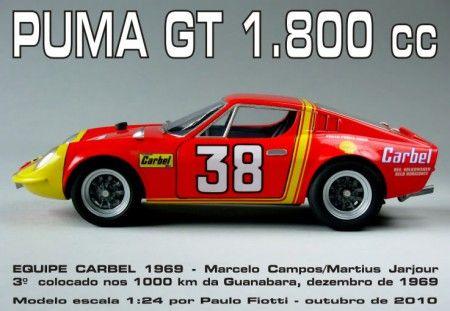 PUMA GT 1969 MARCELO CAMPOS_1.jpg :: PUMA CLUB BRASIL