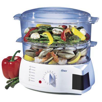 oster 6quart manual food steamer