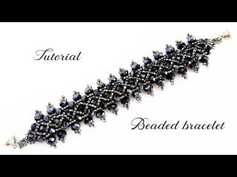 Best 25+ Beaded bracelets tutorial ideas on Pinterest