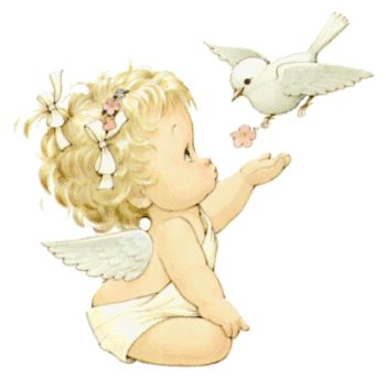 "Baby Angel Dove.  Repinned by An Angel's Touch, LLC, d/b/a WCF Commercial Green Cleaning Co. ""Denver's Property Cleaning Specialists"" http://www.angelsgreencleaning.net"