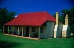 Rose Cottage - Hawkesbury River Heritage Farm, NSW. One of the oldest timber buildings in Australia built around 1811