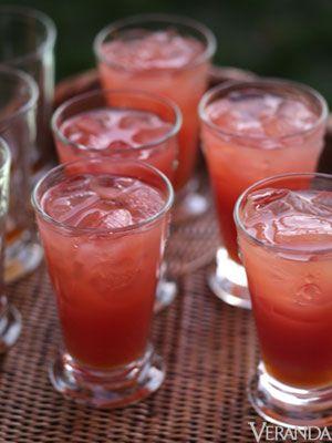 Blood Orange Old-Fashioned