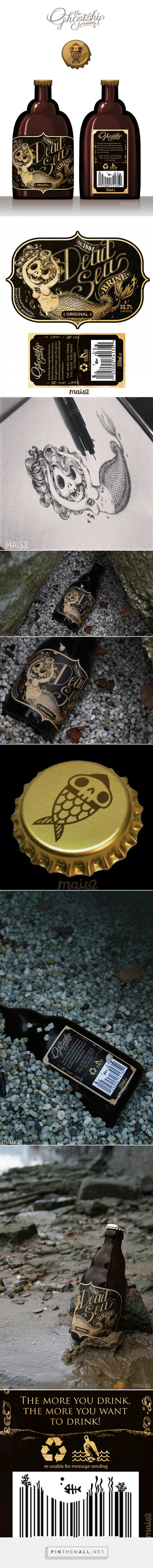 The Dead Sea: A Beer for Pirates! | DESIGN on the ROCKS