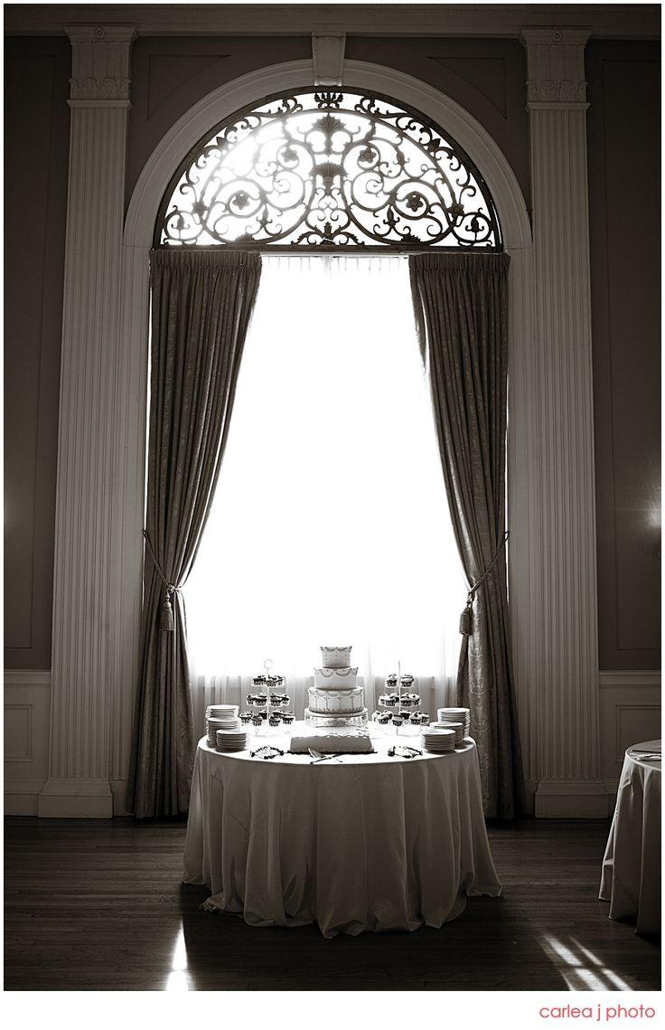 Ellen + Glenn: Texas Federation of Women's Clubs Mansion Wedding » Carlea J Photography