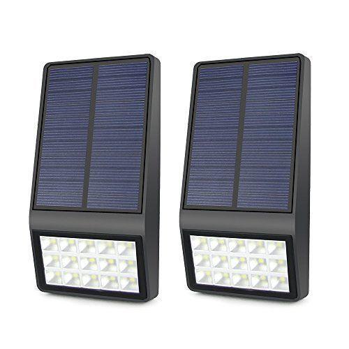 The 25+ best Solar Wall Lights ideas on Pinterest Solar garden lights, Solar lights and Garden ...