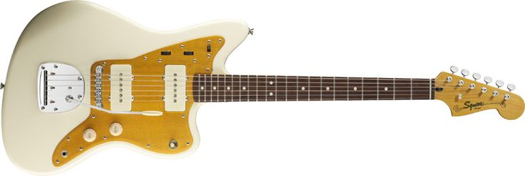 Really dig the Squire Jazzmaster's awesome neck. I play this one a lot with Vimana.