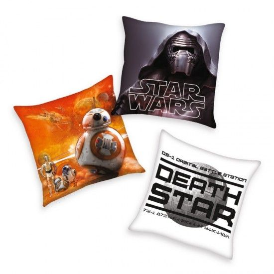 Star Wars díszpárna 3 db #díszpárna#starwars