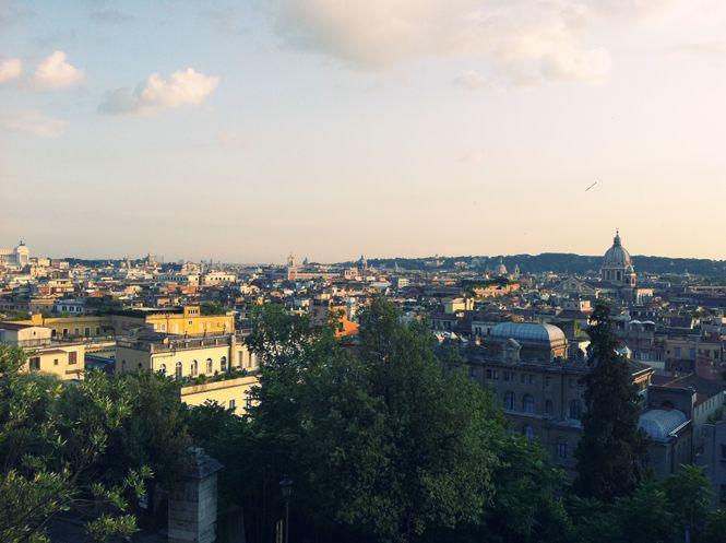Villa Medicis à Rome - Ma Récréation - le blog de Lili Barbery-Coulon