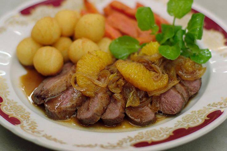 In één van de restaurants waar ik als jonge chef stage liep, was dit beroemd gerecht een dikke hit.
