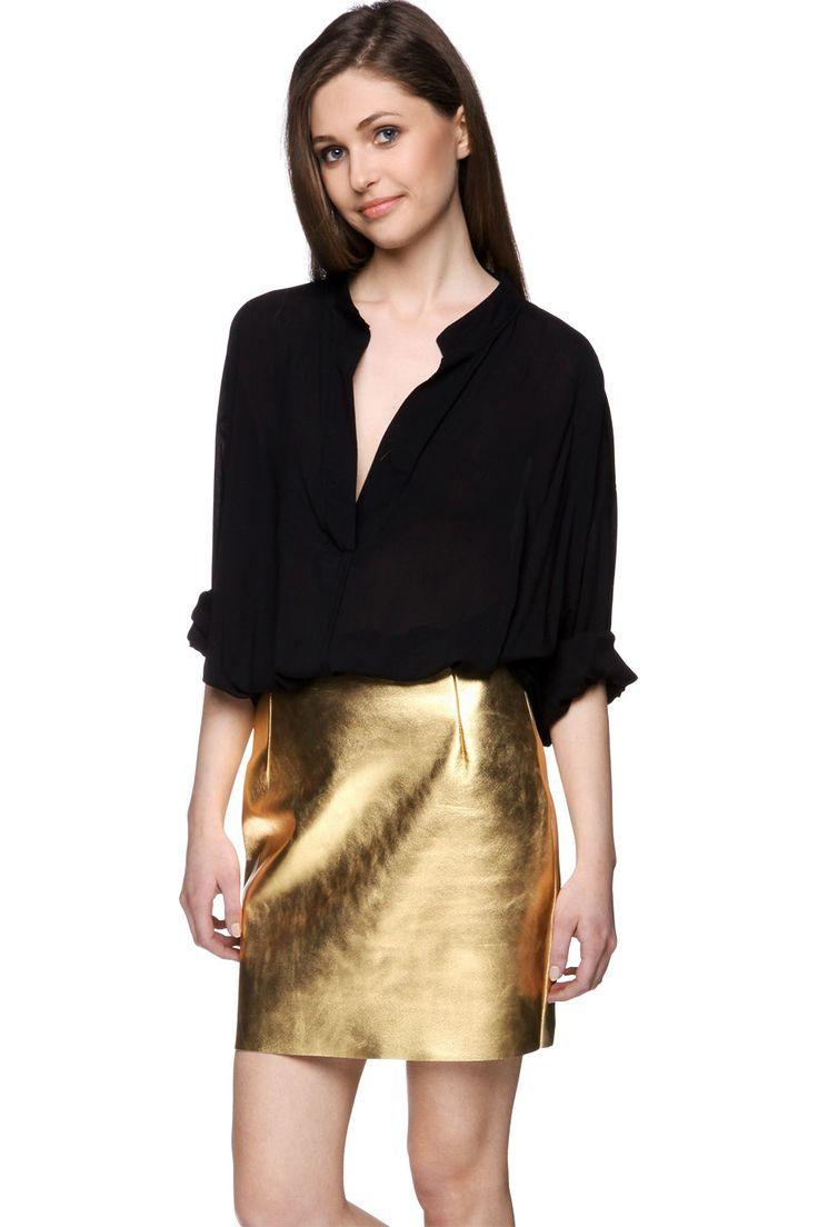 złota spódnica na Feegle