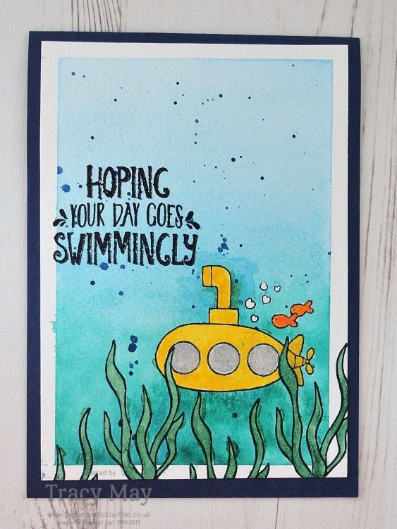 You're Sublime by Stampin' Up! Tracy May #GDP047