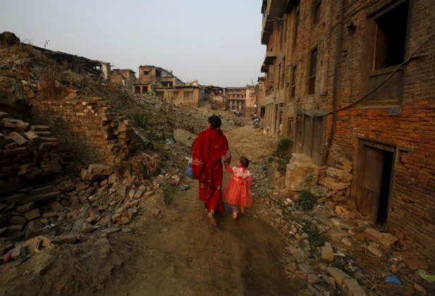 Women Around the World Women Rebuild Nepal Post-Earthquake - Women Around the World
