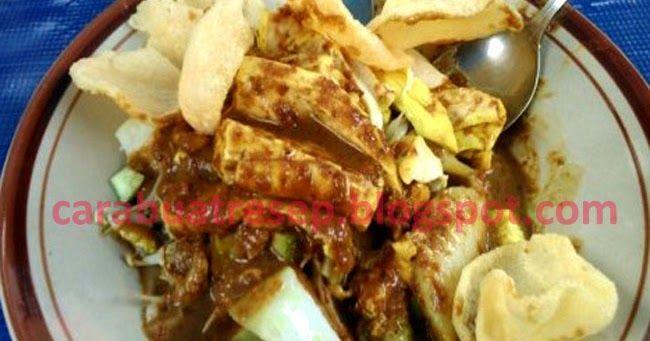 Resep Kupat Tahu Bandung Sederhana Spesial Sunda Asli Enak Tidak Lengkap Jika Ke Bandung Tidak Mencoba Kul Resep Masakan Indonesia Resep Masakan Sehat Makanan