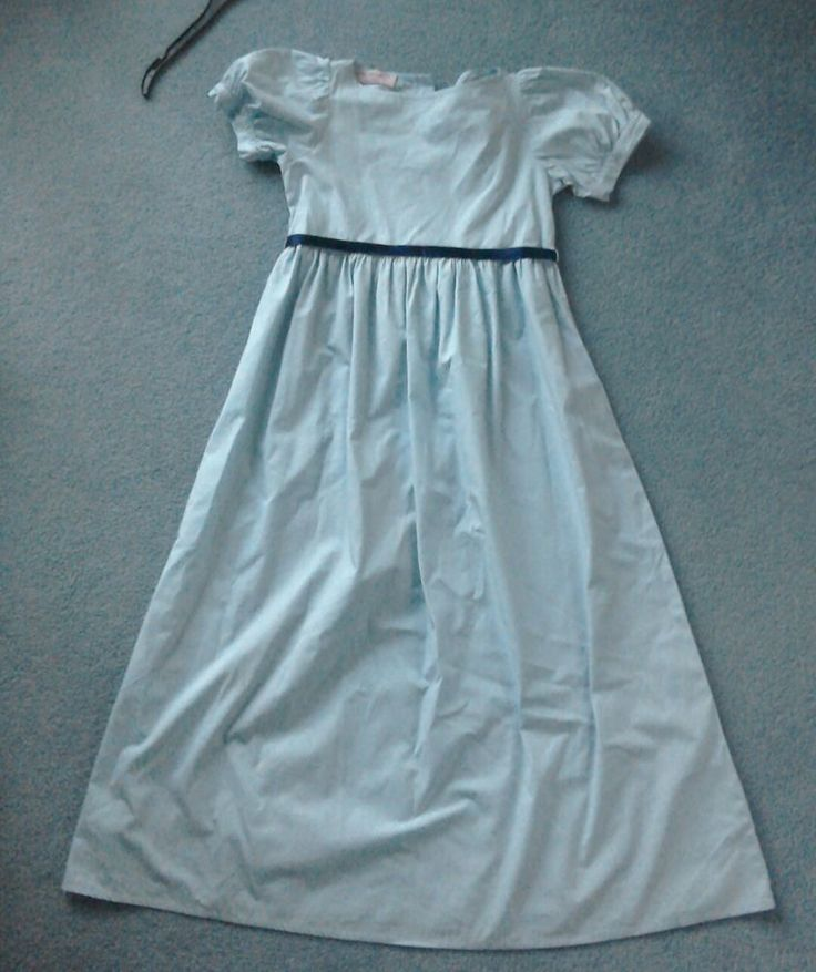 Wendy's inspired nightie dress Peter Pan | Clothes, Shoes & Accessories, Fancy Dress & Period Costume, Fancy Dress | eBay!
